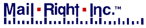 Mail Right Inc., Logo