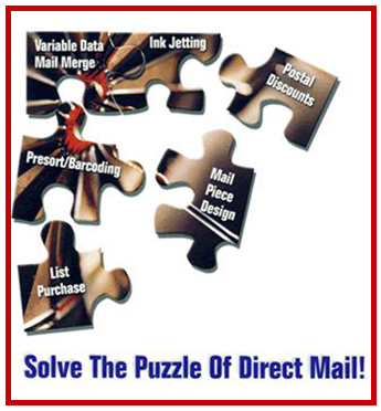 Solve the Puzzle of Direct Mail